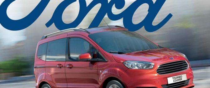 2018 Model Ford Tourneo Courier Fiyat Listesi Sifir Araç Fiyatlari