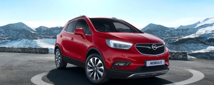 2020 Model Opel Mokka X Fiyatlari Sifir Arac Fiyatlari