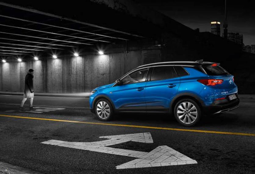 2021 Model Opel Grandland X Kameralara Göründü | SIFIR ...
