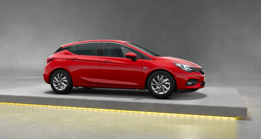 Güncel Fiyatlarıyla Yeni Opel Astra HB