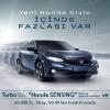 Honda Civic Sedan 2020 Fiyat Listesi